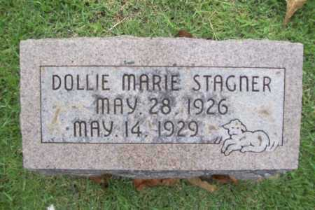 STAGNER, DOLLIE MARIE - Benton County, Arkansas | DOLLIE MARIE STAGNER - Arkansas Gravestone Photos