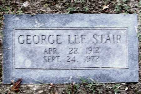 STAIR, GEORGE LEE (2) - Benton County, Arkansas | GEORGE LEE (2) STAIR - Arkansas Gravestone Photos