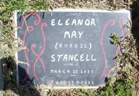 "STANCELL, ELEANOR MAY ""BOBBIE"" - Benton County, Arkansas 