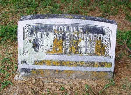 RAY STANFORD, ADA - Benton County, Arkansas | ADA RAY STANFORD - Arkansas Gravestone Photos