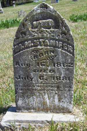 STANIFER, M. M. - Benton County, Arkansas | M. M. STANIFER - Arkansas Gravestone Photos