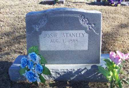 STANLEY, JOSIE - Benton County, Arkansas | JOSIE STANLEY - Arkansas Gravestone Photos
