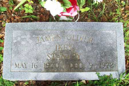 STANLEY, JAMES OLIVER IKEY - Benton County, Arkansas | JAMES OLIVER IKEY STANLEY - Arkansas Gravestone Photos