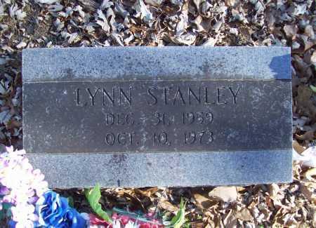 STANLEY, LYNN - Benton County, Arkansas   LYNN STANLEY - Arkansas Gravestone Photos