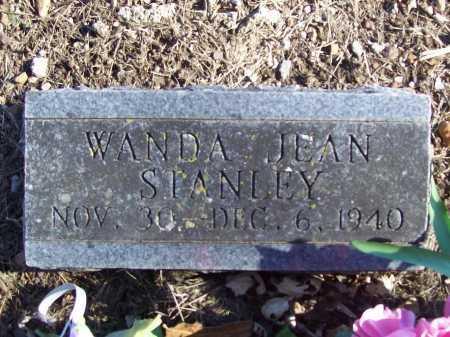 STANLEY, WANDA JEAN - Benton County, Arkansas | WANDA JEAN STANLEY - Arkansas Gravestone Photos