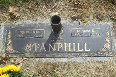 STANPHILL, GENEVA RUTH - Benton County, Arkansas | GENEVA RUTH STANPHILL - Arkansas Gravestone Photos