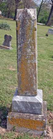 STEELY, DANIEL M. - Benton County, Arkansas | DANIEL M. STEELY - Arkansas Gravestone Photos