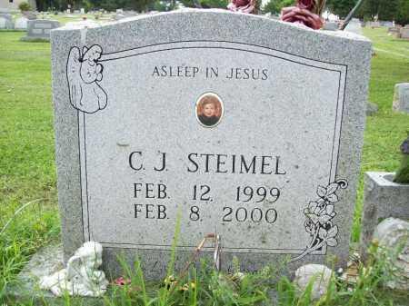 STEIMEL, C. J. - Benton County, Arkansas | C. J. STEIMEL - Arkansas Gravestone Photos