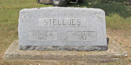 STELLJES, GEORGE A - Benton County, Arkansas | GEORGE A STELLJES - Arkansas Gravestone Photos
