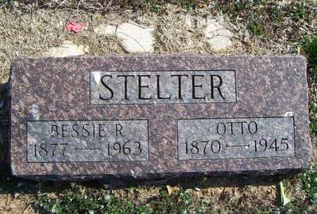 STELTER, BESSIE R. - Benton County, Arkansas | BESSIE R. STELTER - Arkansas Gravestone Photos