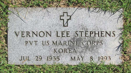 STEPHENS (VETERAN KOR), VERNON LEE - Benton County, Arkansas | VERNON LEE STEPHENS (VETERAN KOR) - Arkansas Gravestone Photos