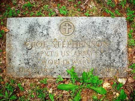 STEPHENSON (VETERAN WWI), CLOE - Benton County, Arkansas | CLOE STEPHENSON (VETERAN WWI) - Arkansas Gravestone Photos
