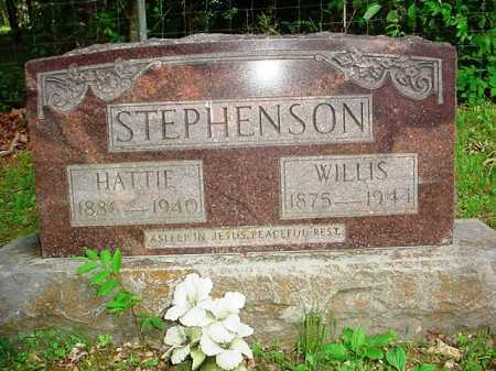 STEPHENSON, HATTIE - Benton County, Arkansas | HATTIE STEPHENSON - Arkansas Gravestone Photos