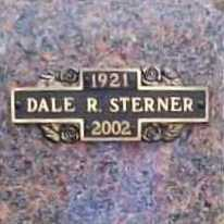 STERNER (VETERAN WWII), DALE R - Benton County, Arkansas | DALE R STERNER (VETERAN WWII) - Arkansas Gravestone Photos