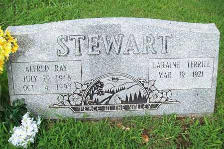STEWART, ALFRED RAY - Benton County, Arkansas | ALFRED RAY STEWART - Arkansas Gravestone Photos