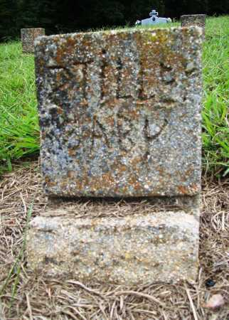 STILLEY, BABY - Benton County, Arkansas | BABY STILLEY - Arkansas Gravestone Photos