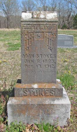 STOKES, ADAH - Benton County, Arkansas | ADAH STOKES - Arkansas Gravestone Photos