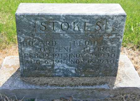 STOKES, FLOID GEORGE - Benton County, Arkansas | FLOID GEORGE STOKES - Arkansas Gravestone Photos