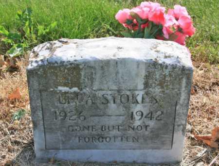 STOKES, LELA - Benton County, Arkansas | LELA STOKES - Arkansas Gravestone Photos