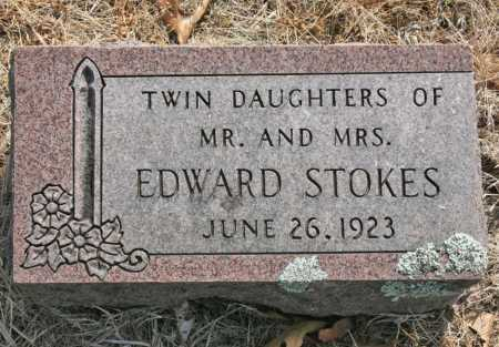 STOKES, TWIN DAUGHTERS - Benton County, Arkansas | TWIN DAUGHTERS STOKES - Arkansas Gravestone Photos