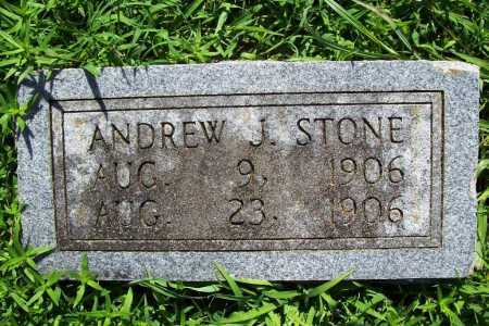 STONE, ANDREW J. - Benton County, Arkansas | ANDREW J. STONE - Arkansas Gravestone Photos