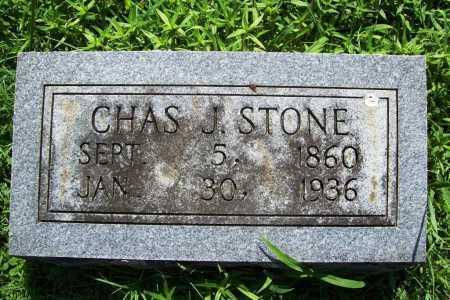 STONE, CHARLES JOHN - Benton County, Arkansas | CHARLES JOHN STONE - Arkansas Gravestone Photos