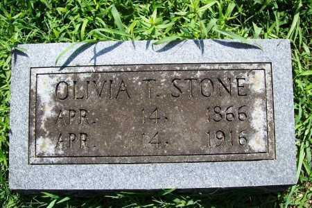 STONE, OLIVIA T. - Benton County, Arkansas | OLIVIA T. STONE - Arkansas Gravestone Photos