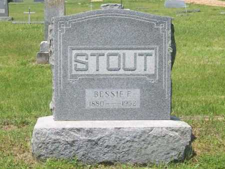 STOUT, BESSIE FAY - Benton County, Arkansas | BESSIE FAY STOUT - Arkansas Gravestone Photos