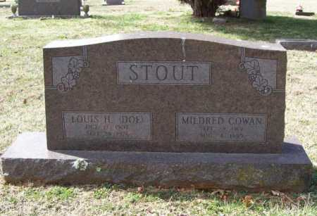 "STOUT, LOUSI H. ""DOE"" - Benton County, Arkansas 