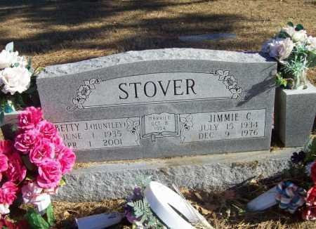 HUNTLEY STOVER, BETTY JUNE - Benton County, Arkansas | BETTY JUNE HUNTLEY STOVER - Arkansas Gravestone Photos