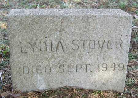 STOVER, LYDIA - Benton County, Arkansas | LYDIA STOVER - Arkansas Gravestone Photos