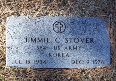 STOVER (VETERAN KOR), JIMMIE CLYDE - Benton County, Arkansas | JIMMIE CLYDE STOVER (VETERAN KOR) - Arkansas Gravestone Photos