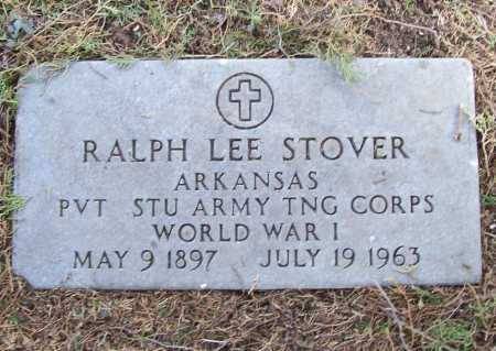 STOVER (VETERAN WWI), RALPH LEE - Benton County, Arkansas | RALPH LEE STOVER (VETERAN WWI) - Arkansas Gravestone Photos