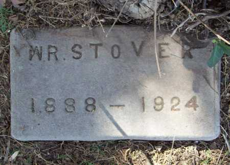 STOVER, WILLIAM RILEY - Benton County, Arkansas | WILLIAM RILEY STOVER - Arkansas Gravestone Photos