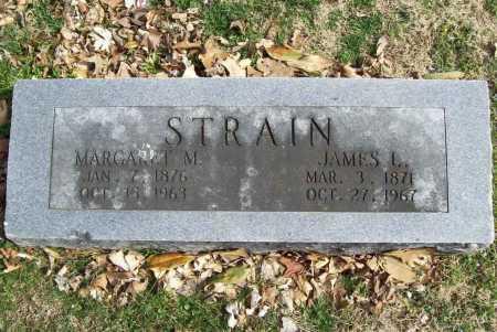 STRAIN, JAMES L. - Benton County, Arkansas | JAMES L. STRAIN - Arkansas Gravestone Photos
