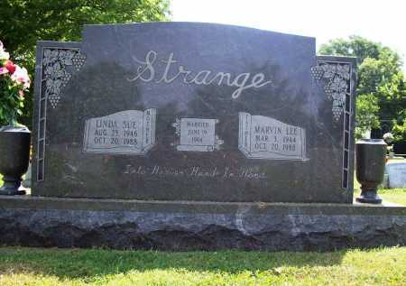 STRANGE, MARVIN LEE - Benton County, Arkansas | MARVIN LEE STRANGE - Arkansas Gravestone Photos