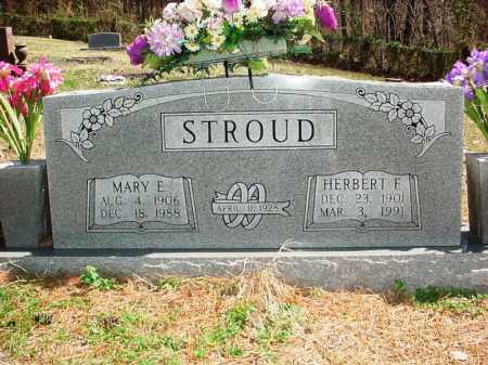 STROUD, HERBERT FRANKLIN - Benton County, Arkansas | HERBERT FRANKLIN STROUD - Arkansas Gravestone Photos