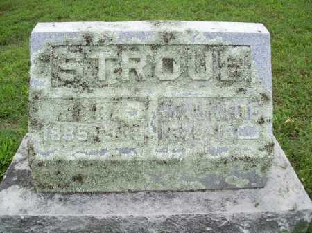 STROUD, NORA - Benton County, Arkansas | NORA STROUD - Arkansas Gravestone Photos
