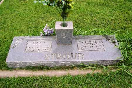 STROUD, ZENO L. - Benton County, Arkansas | ZENO L. STROUD - Arkansas Gravestone Photos