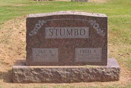 STUMBO, FRED R. - Benton County, Arkansas | FRED R. STUMBO - Arkansas Gravestone Photos