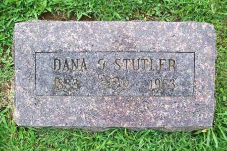 STUTLER, DANA O. - Benton County, Arkansas | DANA O. STUTLER - Arkansas Gravestone Photos