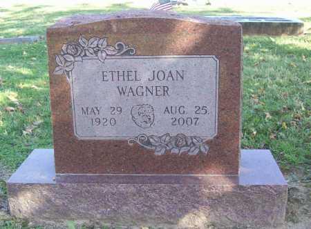 WAGNER SUCHIER, ETHEL JOAN - Benton County, Arkansas | ETHEL JOAN WAGNER SUCHIER - Arkansas Gravestone Photos