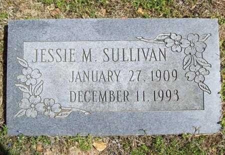 SULLIVAN, JESSIE M. - Benton County, Arkansas | JESSIE M. SULLIVAN - Arkansas Gravestone Photos