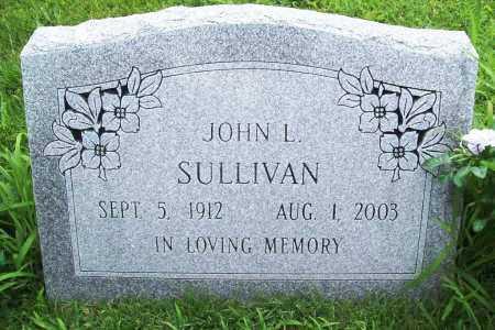 SULLIVAN, JOHN L. - Benton County, Arkansas | JOHN L. SULLIVAN - Arkansas Gravestone Photos