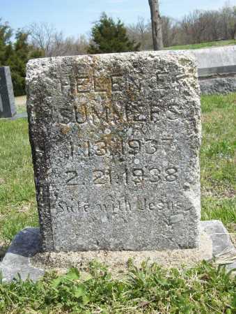 SUMMERS, HELEN E. - Benton County, Arkansas   HELEN E. SUMMERS - Arkansas Gravestone Photos