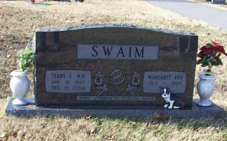 SWAIM, TERRY JEAN M. D. - Benton County, Arkansas | TERRY JEAN M. D. SWAIM - Arkansas Gravestone Photos