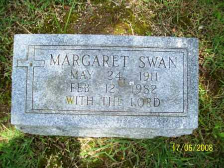 SWAN, MARGARET - Benton County, Arkansas | MARGARET SWAN - Arkansas Gravestone Photos