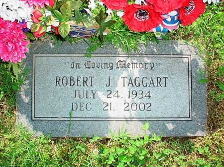 TAGGART, ROBERT J. - Benton County, Arkansas | ROBERT J. TAGGART - Arkansas Gravestone Photos