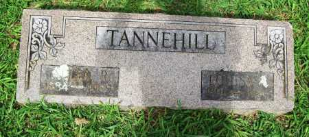TANNEHILL, LOUISA A. - Benton County, Arkansas | LOUISA A. TANNEHILL - Arkansas Gravestone Photos