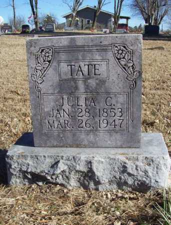 TATE, JULIA C. - Benton County, Arkansas | JULIA C. TATE - Arkansas Gravestone Photos